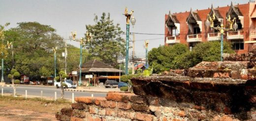 Айюттайя (Ayutthaya)