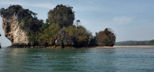 Острова Ко Пода,Чикен и Тап
