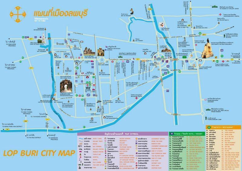 Lopburymap