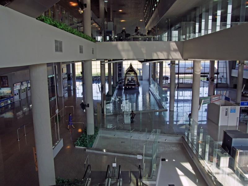 Аэропорт в Краби Таун