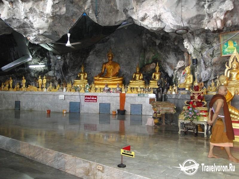 Храм Тигра в Краби (Tiger Cave)
