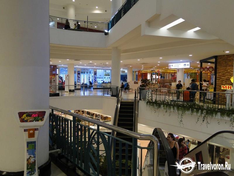 Торговый центр The Mall