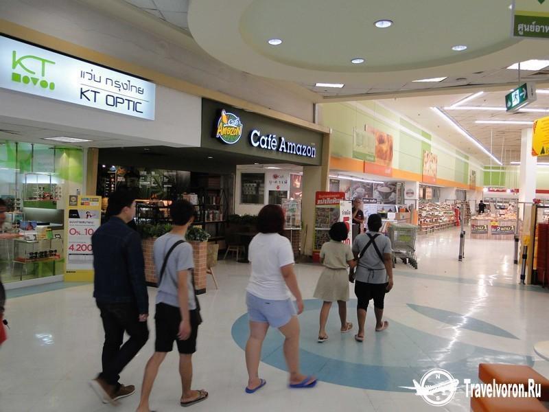 Big C - гипермаркеты в Таиланде