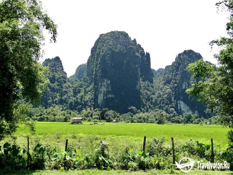 Ванг Вьенг (Vang Vieng)