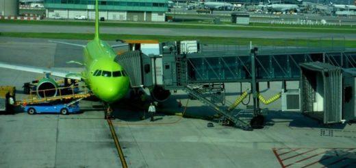 Отзыв об авиакомпании S7 Airlines